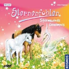Sternenfohlen - Sturmwinds Geheimnis, 1 Audio-CD