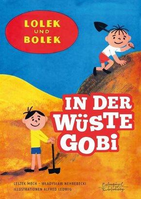 Lolek und Bolek - In der Wüste Gobi