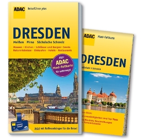 ADAC Reiseführer plus Dresden