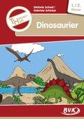 Themenheft Dinosaurier 1./2. Klasse