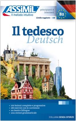 Assimil Il Tedesco Collana Senza Sforzo: Lehrbuch (Niveau A1-B2)