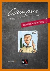 Campus, Ausgabe B neu: Wortschatztraining; 1