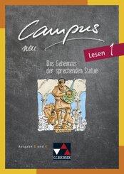Campus, Ausgabe B und C neu: Lesen 1