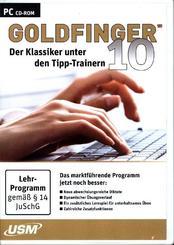 Goldfinger 10, 1 CD-ROM
