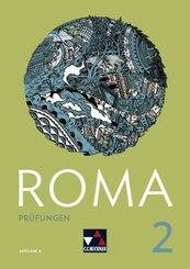 Roma, Ausgabe A: Prüfungen 2