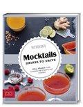 Mocktails. Drinks to drive
