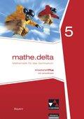 mathe.delta, Ausgabe Bayern: 5. Jahrgangsstufe, Arbeitsheft PLUS