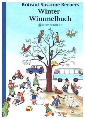 Winter-Wimmelbuch - Mini