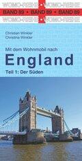 Mit dem Wohnmobil nach England - Tl.1