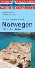 Mit dem Wohnmobil nach Norwegen - Tl.1