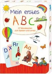 Mein erstes ABC, Wendekarten