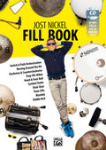 Jost Nickel Fill Book, for drums, m. MP3-CD