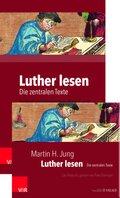 Luther lesen, Buch und Hörbuch, m. MP3-CD