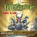 Flätscher - Krawall im Kanal, Audio-CD