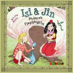 Isi & Jin, 1 Audio-CD