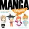 Manga Origami - 20 supersüße Figuren aus Papier falten