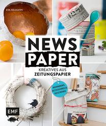 Newspaper - Kreatives aus Zeitungspapier