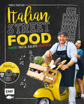 Italian Streetfood, m. Audio-CD