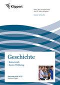 Geschichte 9/10, Kaiserreich - Erster Weltkrieg