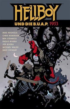 Hellboy - Hellboy und die B.U.A.P. 1953