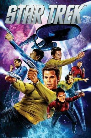 Star Trek Comicband - Die Neue Zeit - Tl.9