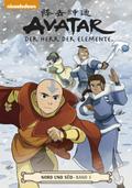 Avatar, Der Herr der Elemente - Nord und Süd - Bd.3
