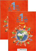 ABC der Tiere, Neubearbeitung 2016: 1. Schuljahr, Arbeitsheft zur Silbenfibel® Kompakt, 2 Hefte m. CD-ROM
