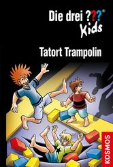 Die drei ??? Kids, Tatort Trampolin.