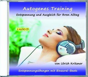 Autogenes Training Entspannung und Ausgleich für Ihren Alltag, Audio-CD
