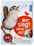 Wer singt denn da?, m. Audio-CD