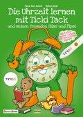 Die Uhrzeit lernen mit Ticki Tack und seinen Freunden Silas und Pipsi, TING-Ausgabe