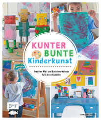 Kunterbunte Kinderkunst