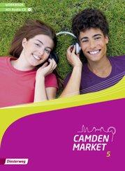 Camden Market, Ausgabe 2013: Workbook, mit Audio-CD; .5