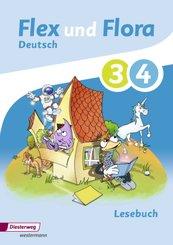 Flex und Flora - Deutsch: Lesebuch 3/4