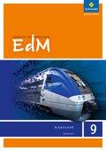 Elemente der Mathematik (EdM) SI, Ausgabe Sachsen (2012): 9. Schuljahr, Arbeitsheft