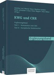 KWG und CRR, Ergänzungsband