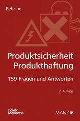 Produktsicherheit, Produkthaftung (f. Österreich)