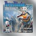Perry Rhodan Silber Edition - Arsenal der Giganten, MP3-CD