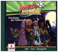 Die Teufelskicker - Die Kicker der Tafelrunde!