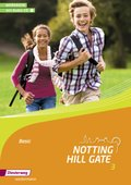Notting Hill Gate, Ausgabe 2014: 7. Schuljahr, Workbook Basic, m. Audio-CD; Bd.3