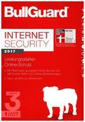 BullGuard MDL Internet Security 2017 - 3 Geräte/1 Jahr, 1 DVD-ROM