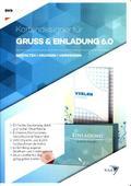 Kartendesigner für Gruß und Einladung 6.0, 1 DVD-ROM