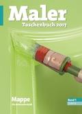 Maler-Taschenbuch 2017 - Bd.1