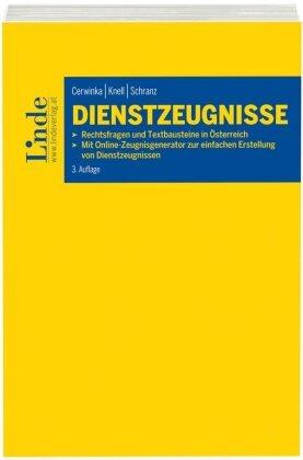 Dienstzeugnisse (f. Österreich)