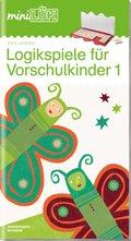 miniLÜK: Logikspiele für Vorschulkinder; Bd.66 - Bd.1
