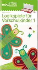 miniLÜK: Logikspiele für Vorschulkinder - Bd.1