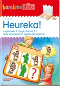 bambinoLÜK-Übungshefte: Heureka! Logikspiele 2; Tl.114