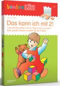 bambinoLÜK, m. bambinoLÜK-Lösungsgerät: Das kann ich mit 2!; Tl..40