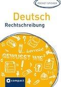 Pocket Spicker: Deutsch Rechtschreibung