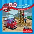 Flo, das kleine Feuerwehrauto - Unfall auf der Baustelle